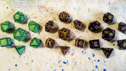 15 Cool 3D Printed Dice You Can Print At Home