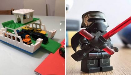 19 Cool 3D Printed Lego Designs You Can Print Now