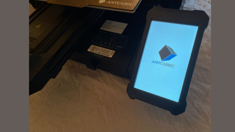 anycubic vyper touchscreen