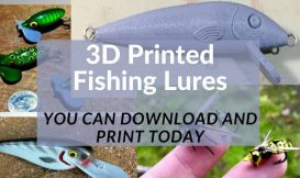 3d printed fishing lures