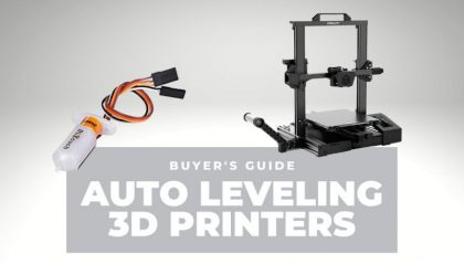 6 Affordable Auto Leveling 3D Printers To Save You Time & Hassle