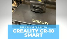 creality cr-10 smart review test specs