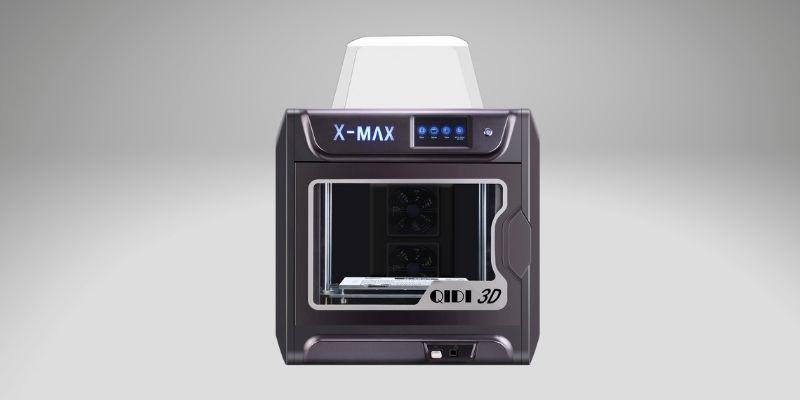 qidi tech x-max for 3D printing cosplays
