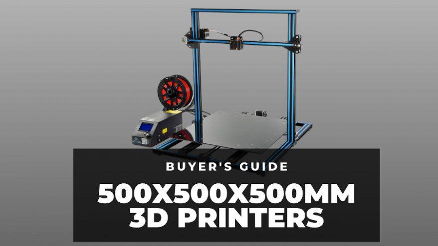 3d printer 500x500x500mm