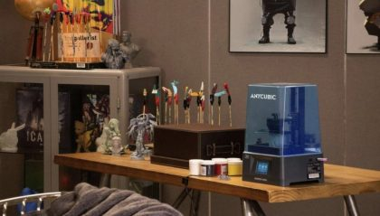 Anycubic Photon Ultra Releases on Kickstarter For $399 Limited Low Price
