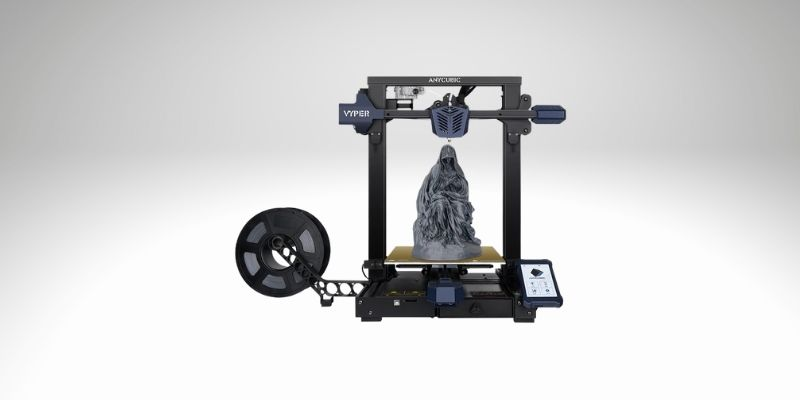 anycubic vyper best 3d printer for cookie cutters