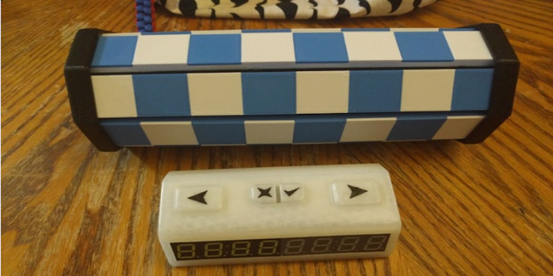 Roll-up[ chess set 3