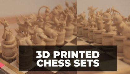 Top 11 3D Printed Chess Sets You Can Download Right Now