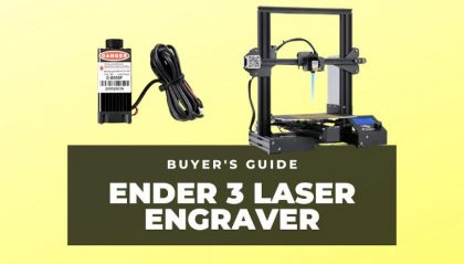 Ender 3 Laser Engraver – Here's All Your Options